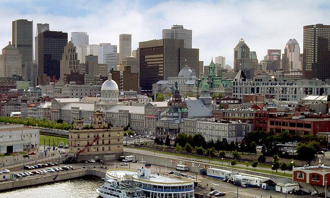 الخدمات و الأعمال العائدة إلى العمل في كندا