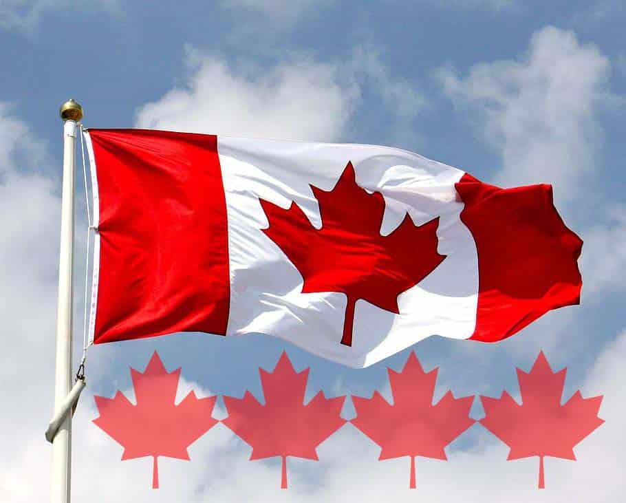 تاريخ العلم الكندي وسبب اختيار الشكل