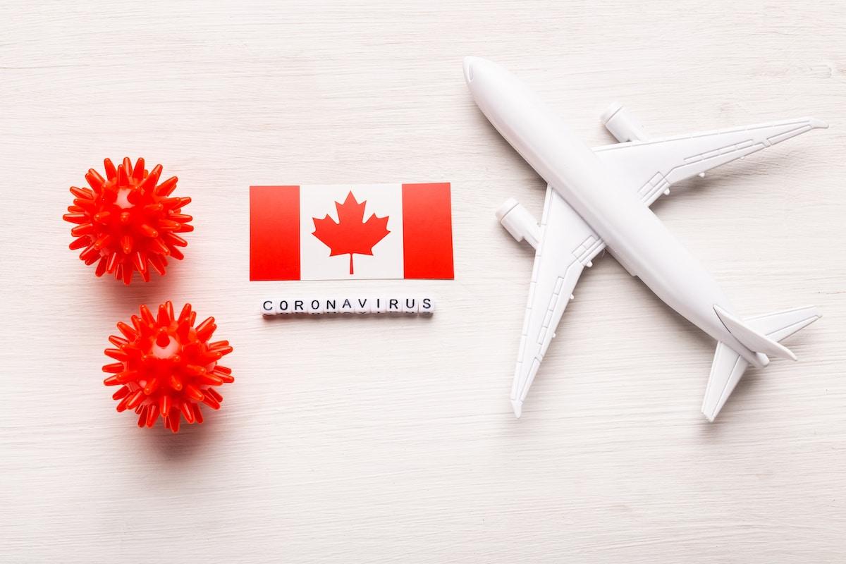 إجراءات وقيود السفر بين المقاطعات الكندية