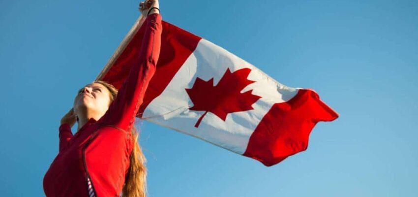 احتفالية المواطنة الكندية عن طريق الانترنت