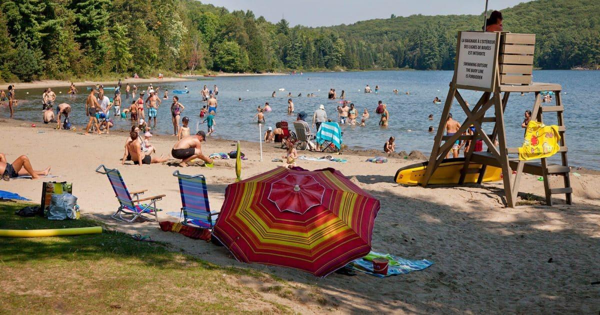 افتتاح شواطئ أوتاوا أمام المواطنين و 5 أسباب لقضاء الصيف فى كندا