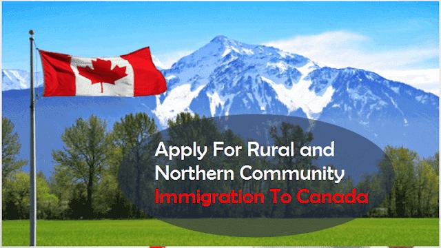 برنامج الهجرة الريفية إلى كندا