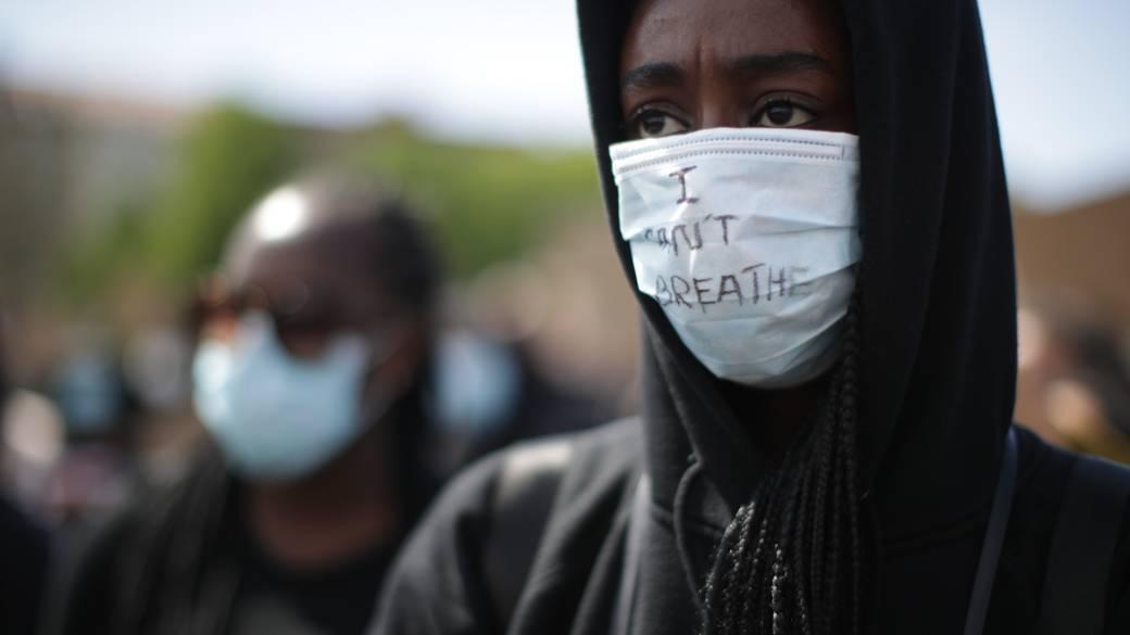 تصريح ائتلاف الصحة في أونتاريو العنصرية ضد السود أزمة صحية عامة