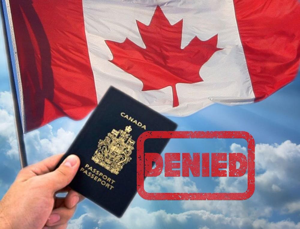 جرائم تتسبب في المنع من دخول كندا