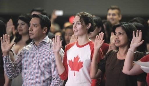 حقوق والتزامات المواطنين فى كندا