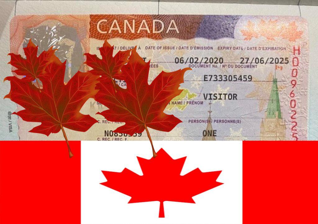 دليل تأشيرة الزيارة في كندا | السياحة فى كندا