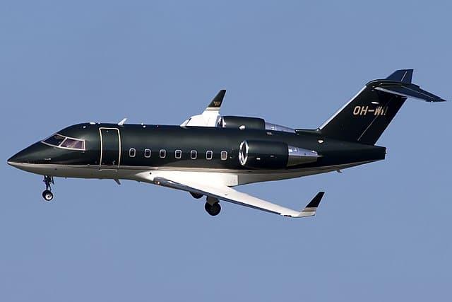 صفقة الحكومة الكندية لشراء طائرتين تشالنجر بقيمة 105 مليون دولار