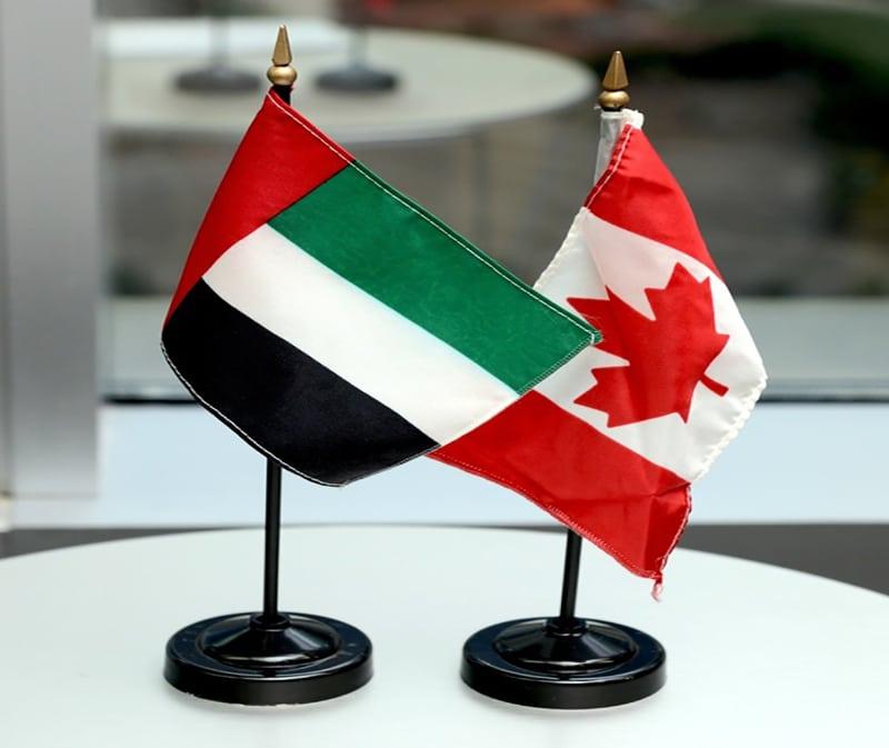 طرق الهجرة الى كندا من دبى