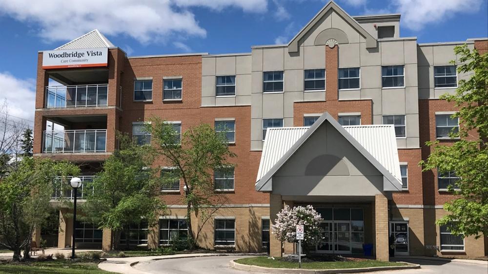 ظهور العديد من حالات الوفاة في مركز رعاية المسنين في أونتاريو
