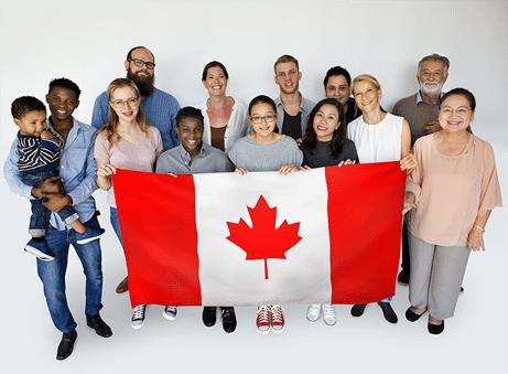 الحقوق و الحريات للمهاجرين في كندا