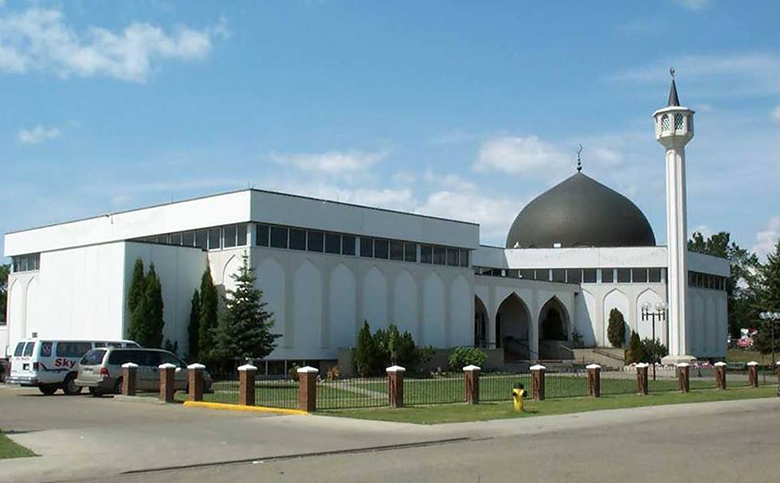 أهم المساجد في كندا