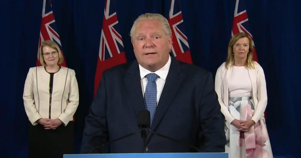 أونتاريو قد تمدد إجراءات الطوارئ حتى العام القادم