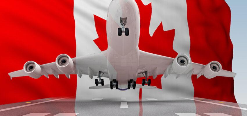 إجراءات الحصول على التأشيرة الكندية