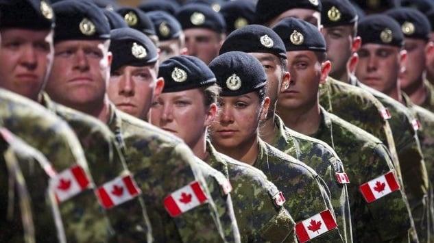 الجيش الكندى يصدر إجراءات جديدة داخل صفوفه ضد الكراهية