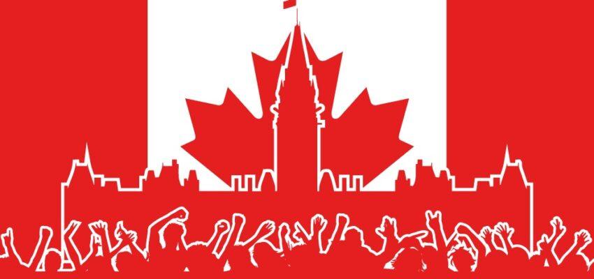 القوانين المتبعة لدعم الأحزاب السياسية فى كندا