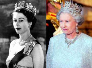 الملكة إليزبيث الثانية ملكة بريطانيا