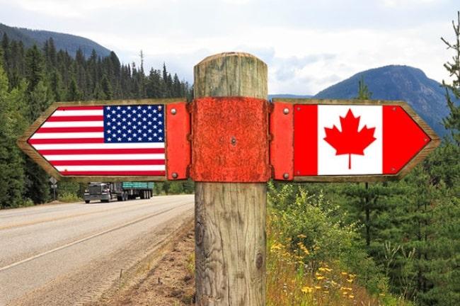 ترحيل الكثير من الطلاب الكنديين بسبب السياسة الامريكية الجديدة