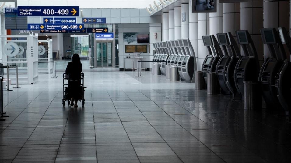 تساؤلات بشأن وصول رحلات دولية الى كندا برغم غلق الحدود
