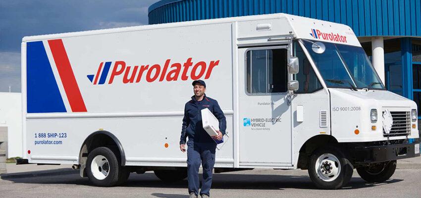 توفير الكثير من الوظائف فى كندا من خلال شركة Purolator و Amazon Canada