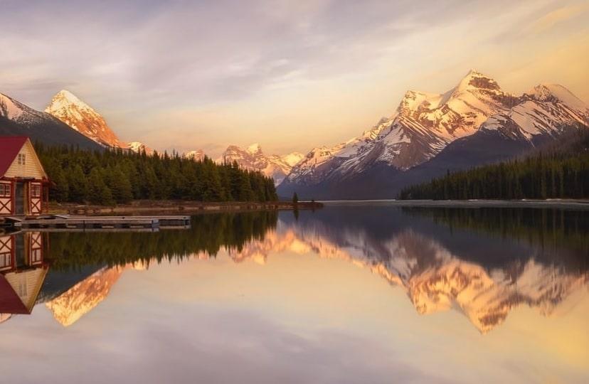 جبال روكى فى كندا معلومات لا يعرفها الكثير