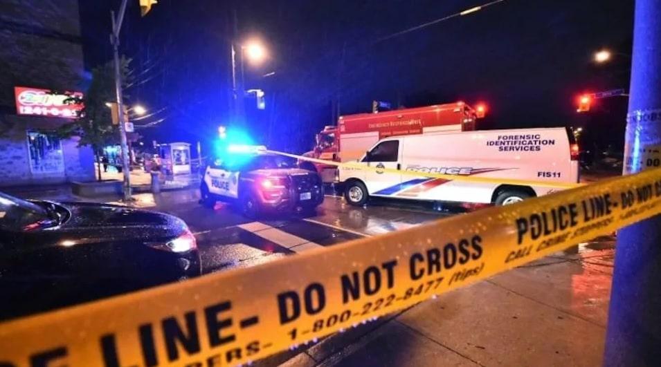 حوادث إطلاق النار وباء آخر داخل مدينة تورنتو