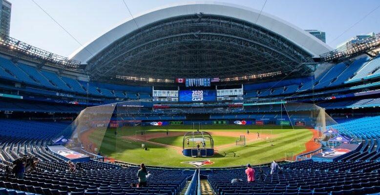 رفض طلب الفرق الأمريكية لعبور الحدود الكندية للمشاركة فى دورى البيسبول