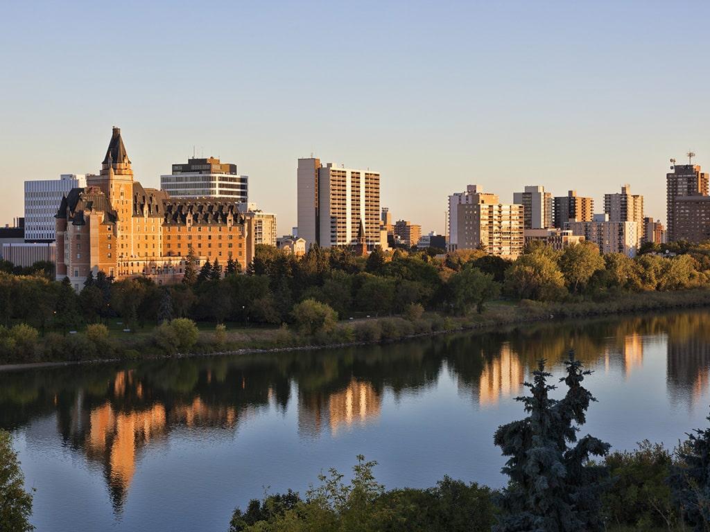 ساسكاتشوان Saskatchewan