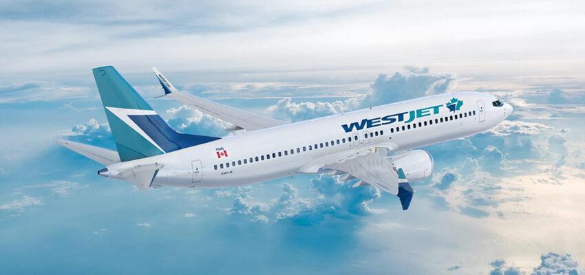 طيران WestJet تصرح عن مواعيد رحلاتها القادمة الداخلية و الدولية فى كندا