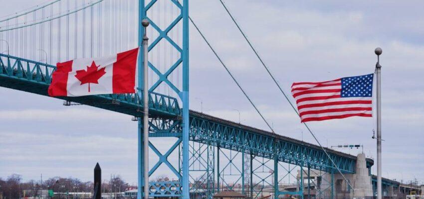 عالمة أوبئة فى كندا توضح نموذج لعدد المصابين بكورونا الذين قد يمرون من الحدود الكندية الأمريكية