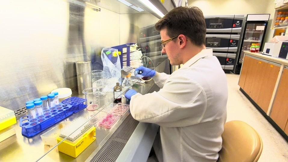 لقاحات محتملة لفيروس كورونا في كندا يتم تجربتها على البشر
