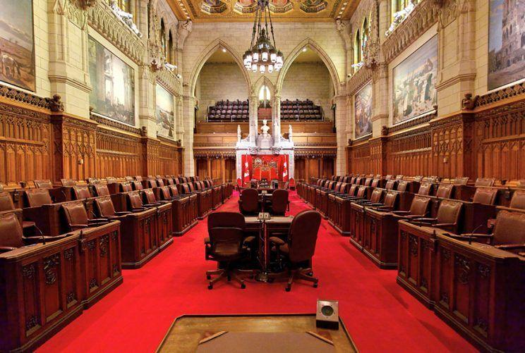 مجلس الشيوخ الكندى