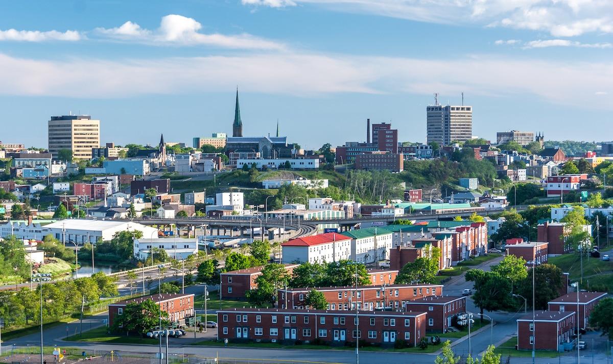 نيو برونزويك New Brunswick