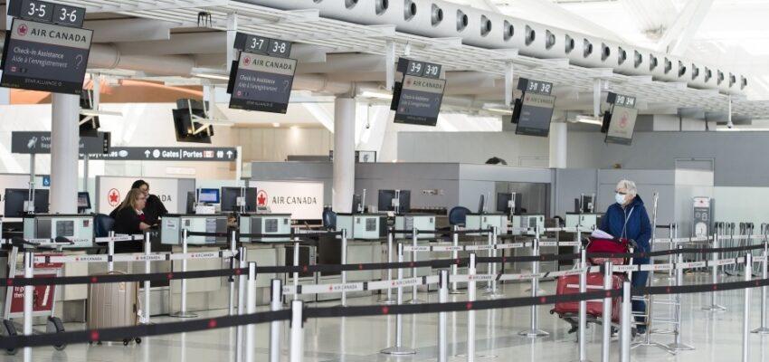 21 ألف شخص لم يلتزم بالحجر الذاتى بعد الوصول إلى كندا