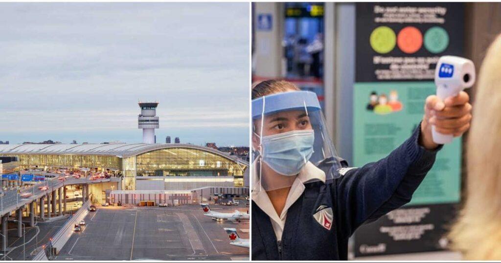 أسباب تمنع ركوب الطائرة داخل 4 مطارات كندية