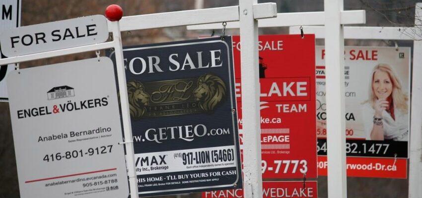 ارتفاع أسعار المنازل فى تورونتو أثناء شهر يوليو