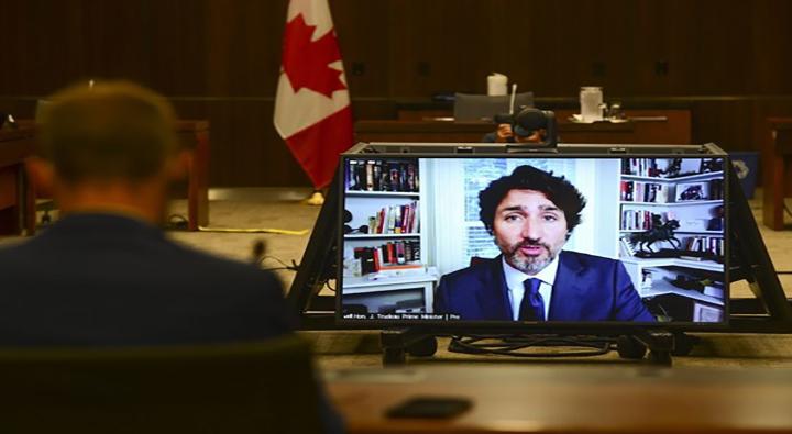استطلاع   نصف الكنديين يؤيدون إجراء إنتخابات جديدة فى كندا بعد فضيحة ترودو