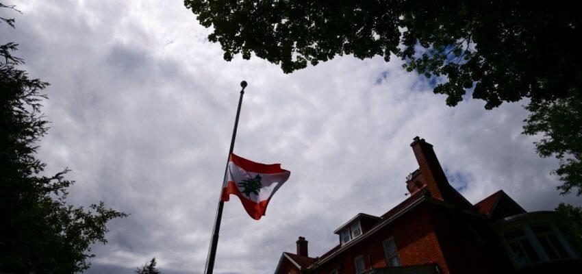 استمرار وصول الدعم إلى لبنان وتضامن الجالية اللبنانية في كندا مع بلادهم