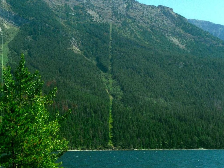 الحدود الكندية هى الحدود الأطول حول العالم