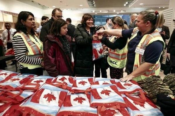اللجوء السريع إلى كندا و حقوق اللاجئين بها
