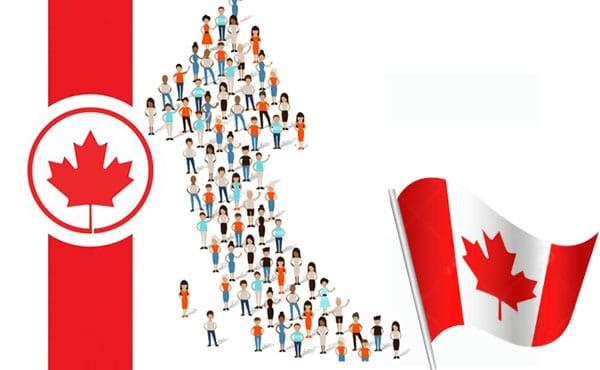 الهجرة إلى كندا من الشرق الأوسط
