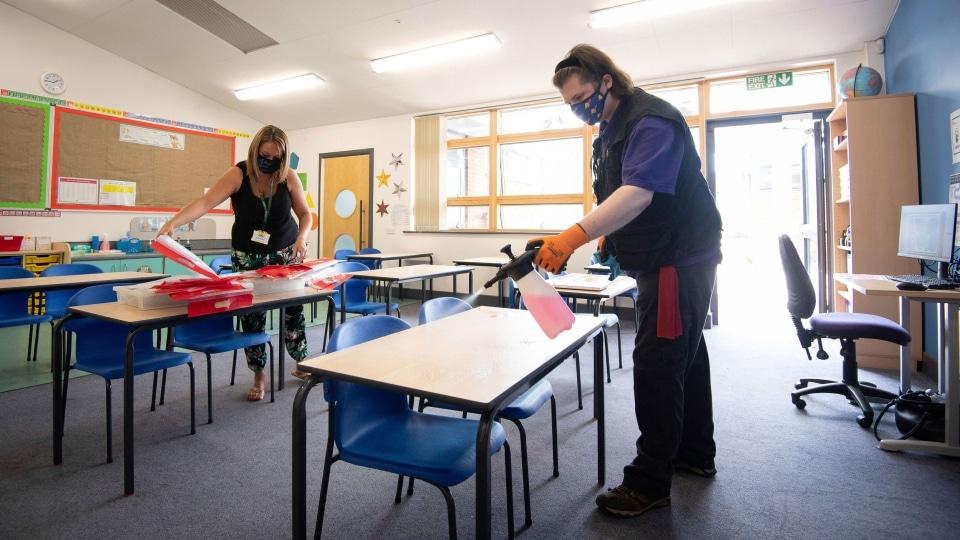 بيان رئيس الوزراء ترودو بشأن عودة المدارس فى كندا