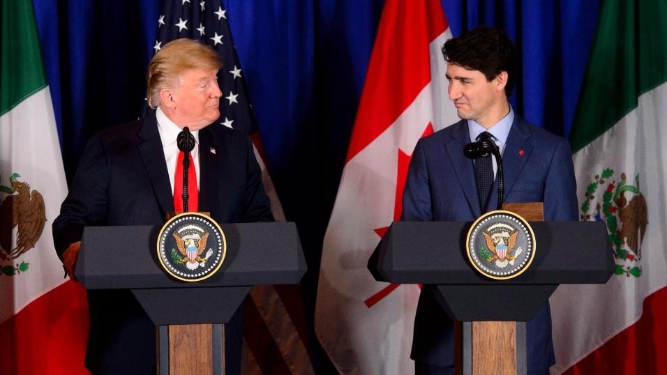 ترامب يفرض رسوم جديدة على الألمنيوم ويتهم كندا بالإستغلال وكندا تستعد لإجراءات مضادة