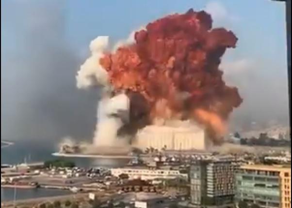 ترودو يصرح باستعداد كندا لمساعدة اللبنانيين عقب الانفجار المدمر ببيروت