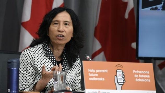 تصريحات مسؤولة الصحة العامة الكندية بشأن فيروس كورونا