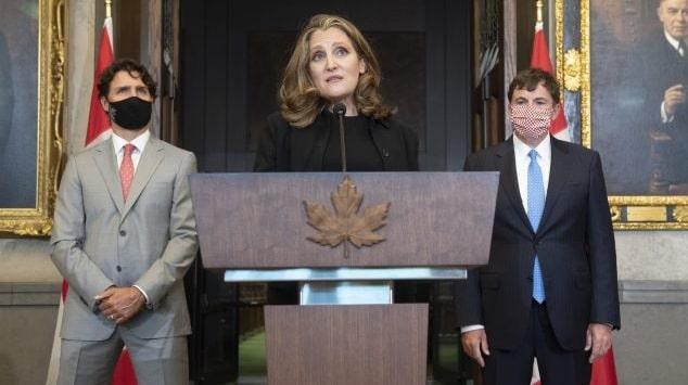 تعديل وزارى و تعليق عمل البرلمان الكندى