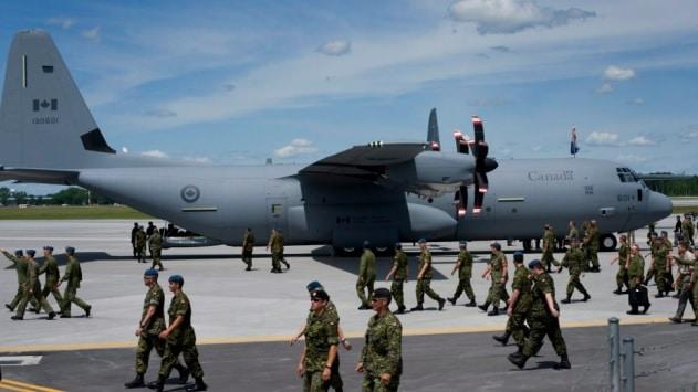 كندا تقوم بتمديد دعم قوات السلام لمدة عام إضافى آخر