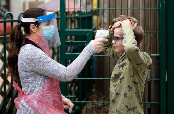 ما المتوقع فى كندا بعد إصابة 97000 طفل بكورونا فى الولايات المتحدة