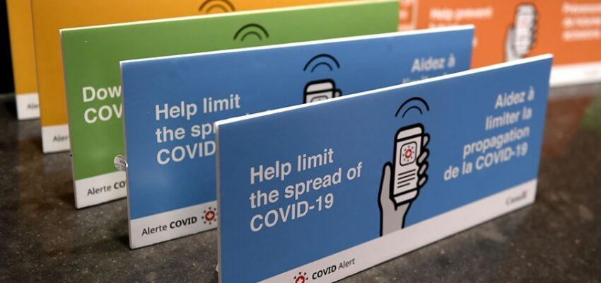 مقاطعة كيبيك تعلن عدم الموافقة على تطبيق إنذار كوفيد الإلكترونى