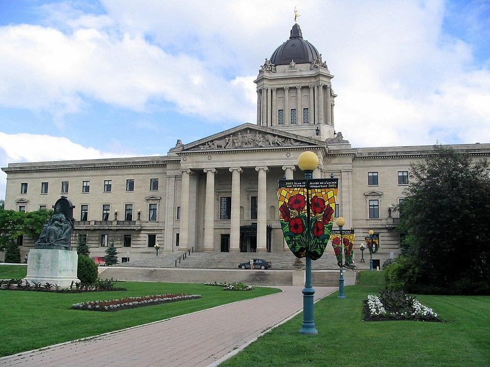 مقاطعة مانيتوبا الكندية