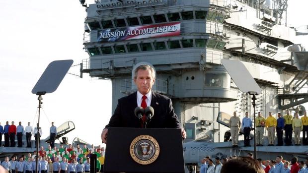 ورقة بحثية تثبت رفض كندا غزو العراق فى عهد صدام و عدم وجود أسلحة دمار شامل